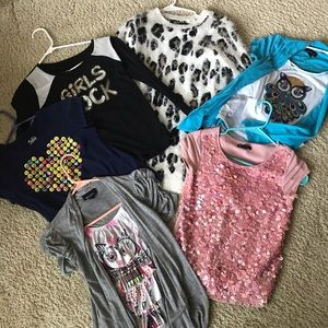 Other - Lot of 6 Girls Tops